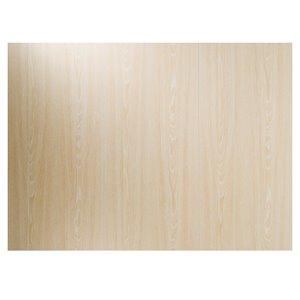 CanWelBroadLeaf 3/16-in x 4-ft x 8-ft Winter Oak MDF Wall Panel