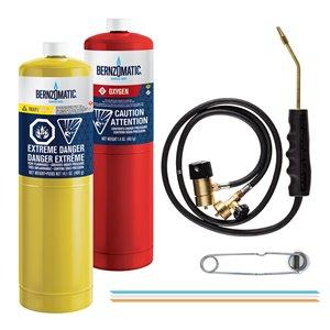 BernzOmatic Brazing Torch Kit