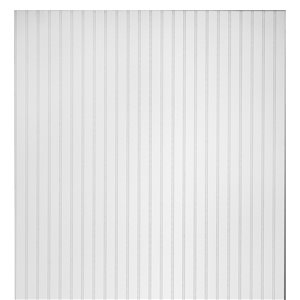 CanWelBroadLeaf 3/16-in x 4-ft x 8-ft Primed MDF Wall Panel