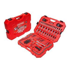 CRAFTSMAN 164 Piece Mechanics Tool Set